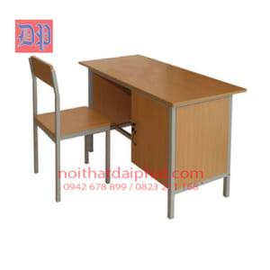 Bàn ghế giáo viên BGGV01