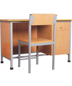 bàn ghế giáo viên 02
