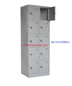 tủ locker 10 ô