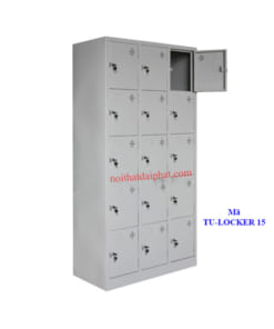 tủ locker 15 ô