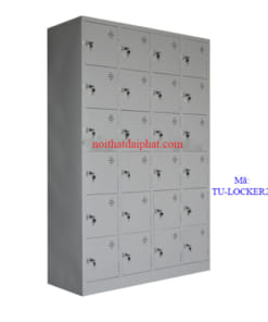 tủ locker 24 ô