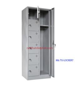 Tủ locker 7 cánh