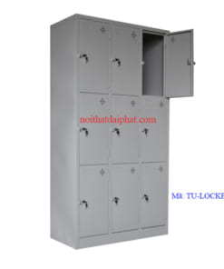 tủ locker 9 ô