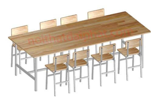 bàn ghế thư viện