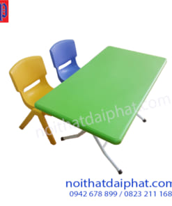 bàn ghế mầm non